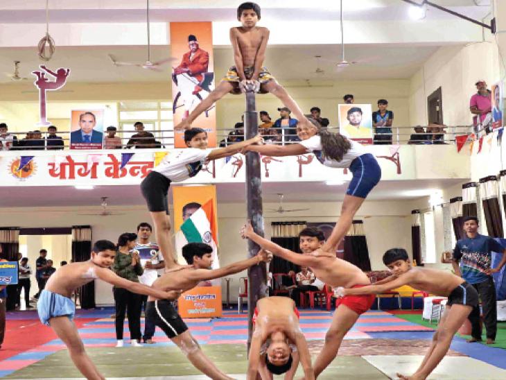 बालिकाओं ने महाराष्ट्र और बालकों ने छत्तीसगढ़ को दिलाई टीम चैम्पियनशिप, मध्यप्रदेश दूसरे नंबर पर उज्जैन,Ujjain - Dainik Bhaskar