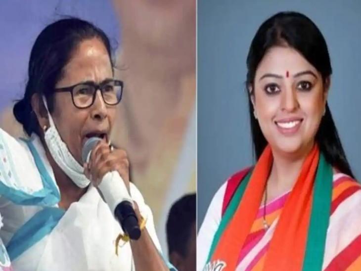 TMC प्रमुख और राज्य की मुख्यमंत्री ममता बनर्जी भवानीपुर से चुनाव लड़ रही हैं। BJP ने इनके खिलाफ प्रियंका टिबरीवाल को खड़ा किया है।