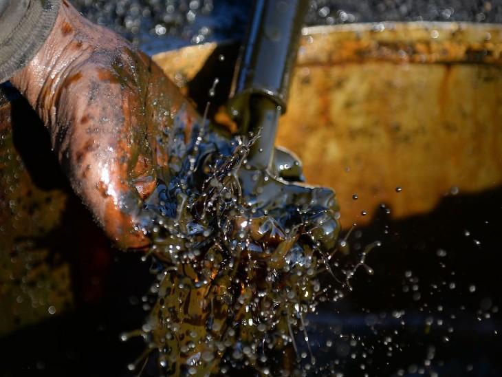 3 साल बाद इतना महंगा, सरकारों ने टैक्स नहीं घटाए तो पेट्रोल-डीजल महंगे हो सकते हैं|विदेश,International - Dainik Bhaskar