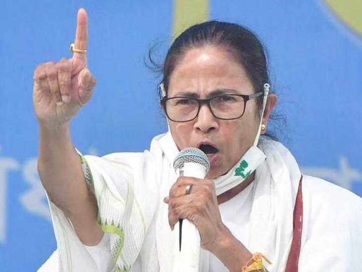 पश्चिम बंगाल उपचुनाव में किसान आंदोलन का मुद्दा उठा रहीं ममता बनर्जी, भाजपा चुनावी हिंसा का|देश,National - Dainik Bhaskar