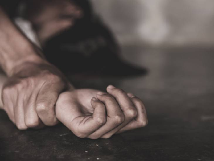परिजनों का आरोप-पुलिस मामले पर पर्दा डाल रही, पुलिस बोली-मामला फर्जी है हरदोई,Hardoi - Dainik Bhaskar