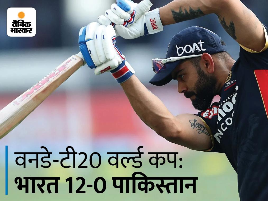 पिछले 3 मैच में पावर प्ले में 150 के स्ट्राइक रेट से बना रहे रन, T-20 वर्ल्ड कप में पहला मुकाबला पाकिस्तान से|IPL 2021,IPL 2021 - Dainik Bhaskar