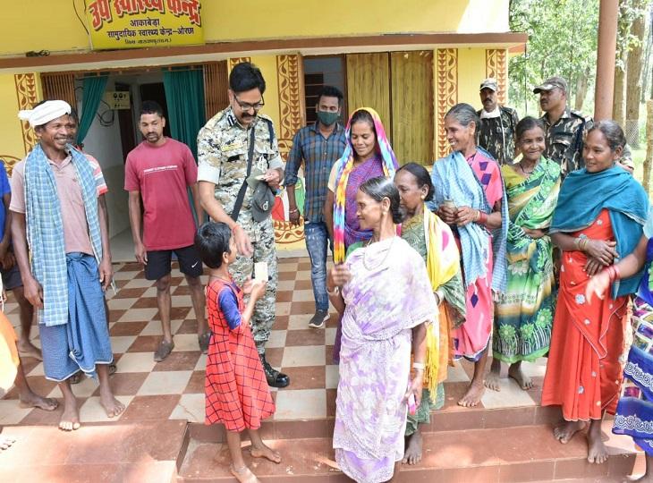 भविष्य ने कहा-अहम गांव को वरदान दिया है।