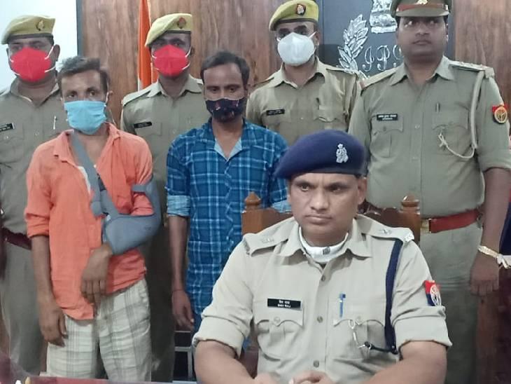 19 सितंबर को युवक ने जानलेवा हमले की दी थी सूचना, जांच में पता चला साथी से खुद ही कराई फायरिंग गोंडा,Gonda - Dainik Bhaskar