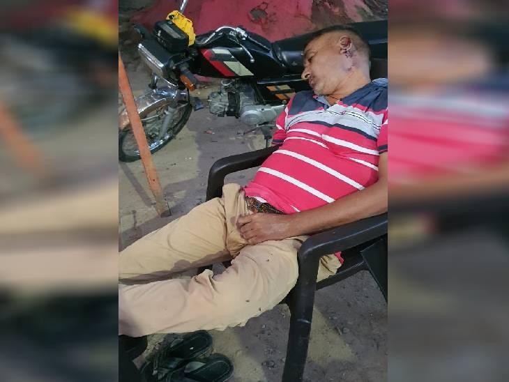 होटल में खाना खाने गया था युवक, कच्ची रोटी देने पर झगड़ा, बाद में डंडे से पीटकर कर दी हत्या|संभल,Sambhal - Dainik Bhaskar