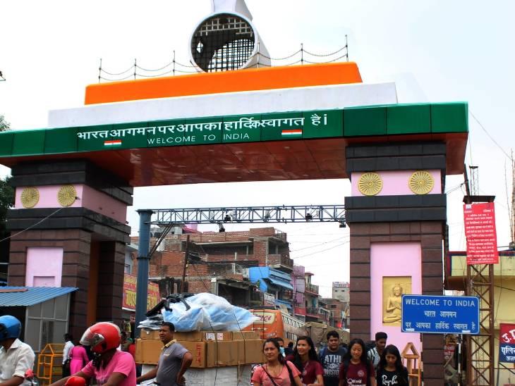नेपाल बॉर्डर से उज्बेकिस्तान की 2 युवतियां बिना पासपोर्ट और वीजा के महाराजगंज में आईं, पुलिस ने हिरासत में लिया, खुफिया एजेंसी कर रही पूछताछ|महराजगंज,Maharajganj - Dainik Bhaskar