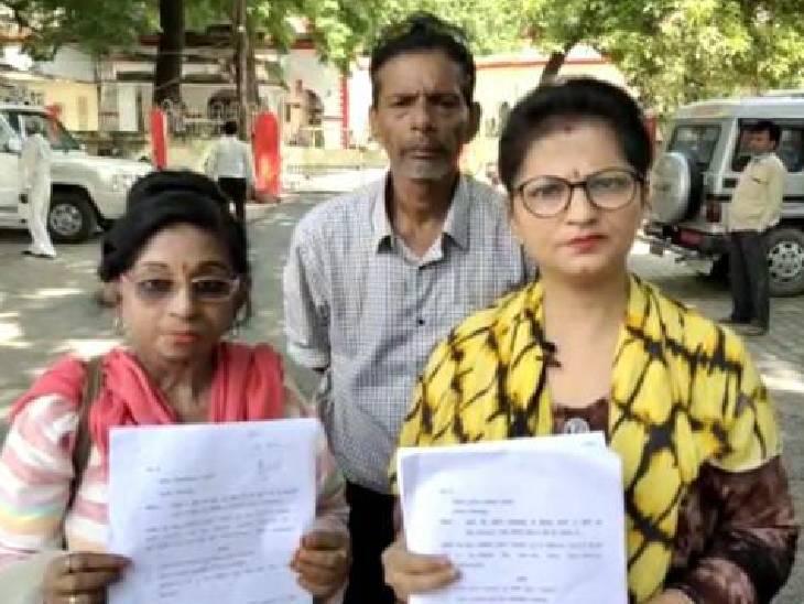 दबंगों ने रजिस्ट्री के बाद नहीं दिए रुपए, घर पहुंचे भाई-बहन को चाकू दिखाकर धमकाया, एएसपी से की शिकायत मिर्जापुर,Mirzapur - Dainik Bhaskar
