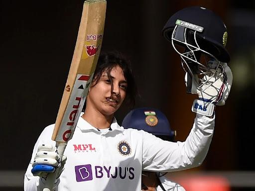 ऑस्ट्रेलिया के खिलाफ पिंक बॉल टेस्ट में मंधाना ने बनाया इतिहास; 216 गेंदों पर 127 रन की पारी खेली|क्रिकेट,Cricket - Dainik Bhaskar