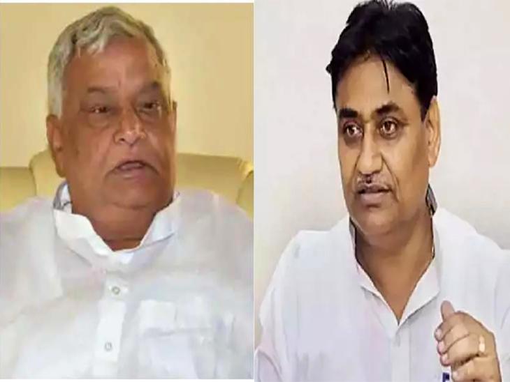 सांसद मीणा बोले- पेपर लीक में बड़े लोग शामिल, सरकार खुद कराए CBI जांच, शिक्षा मंत्री ने कहा- बेरोजगारों को कर रहे भ्रमित|जयपुर,Jaipur - Dainik Bhaskar