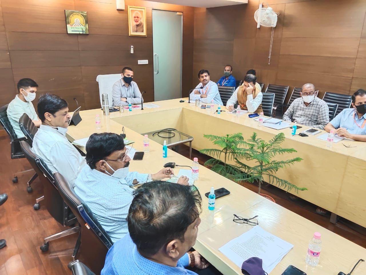 5 साल में जिस इंडस्ट्री के लिए ज्यादा रॉ मैटेरियल आया, उस आधार पर बनेगा प्लान; आईआईटी कानपुर भी प्रोजेक्ट में करेगा मदद कानपुर,Kanpur - Dainik Bhaskar