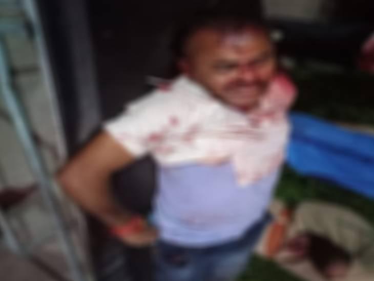 खेत में काम करते समय की गई हत्या, पुलिस ने कहा- तीन लोगों ने दिया वारदात को अंजाम|उन्नाव,Unnao - Dainik Bhaskar