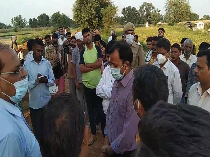 किसानों को मिलेगा इसका लाभ, पानी की किल्लत भी होगी दूर|हाथरस,Hathras - Dainik Bhaskar