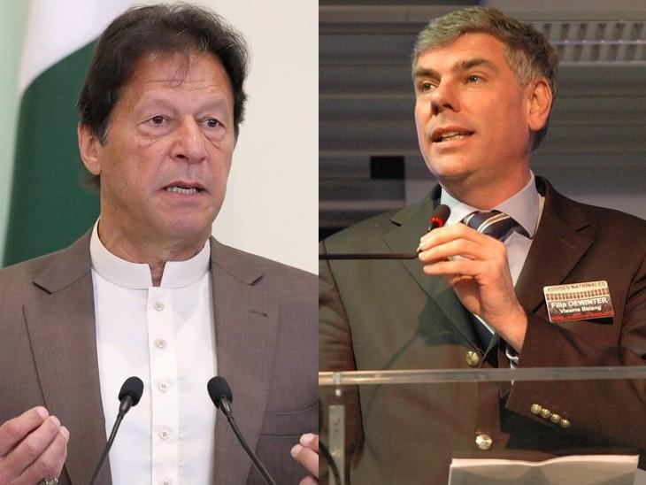 बेल्जियम के सांसद बोले- पाकिस्तान दुनिया के लिए खतरा, उसका बायकॉट करना होगा|विदेश,International - Dainik Bhaskar