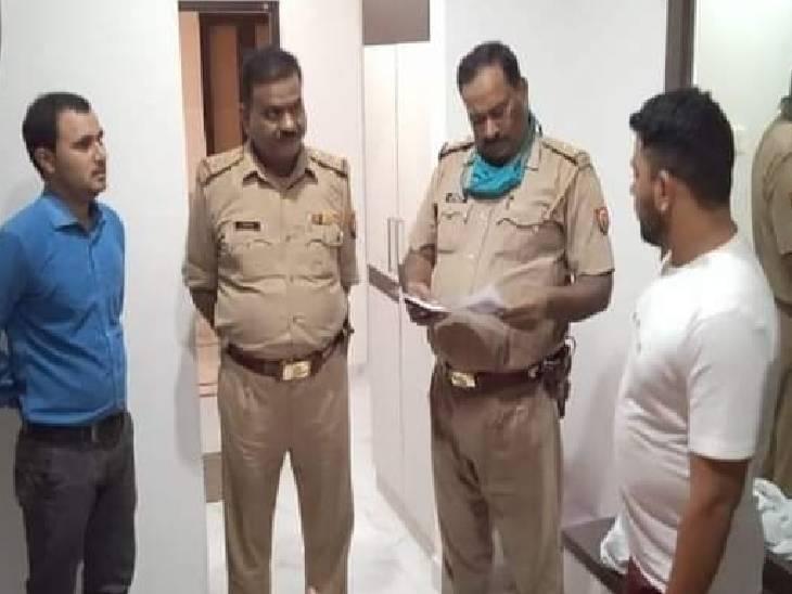 मनीष हत्याकांड के मुख्य आरोपी के घर पर देगी दबिश, परिजनों से भी होगी पूछताछ|अमेठी,Amethi - Dainik Bhaskar
