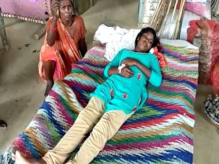 रोज किसी न किसी की हो रही मौत, अब तक आधा दर्जन लोगों की जा चुकी है जान|मैनपुरी,Mainpuri - Dainik Bhaskar