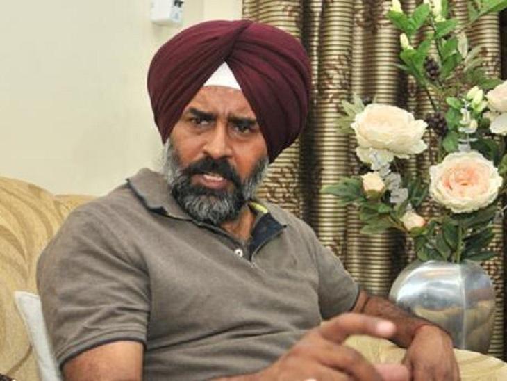 पंजाब के खेल और शिक्षा मंत्री परगट सिंह।