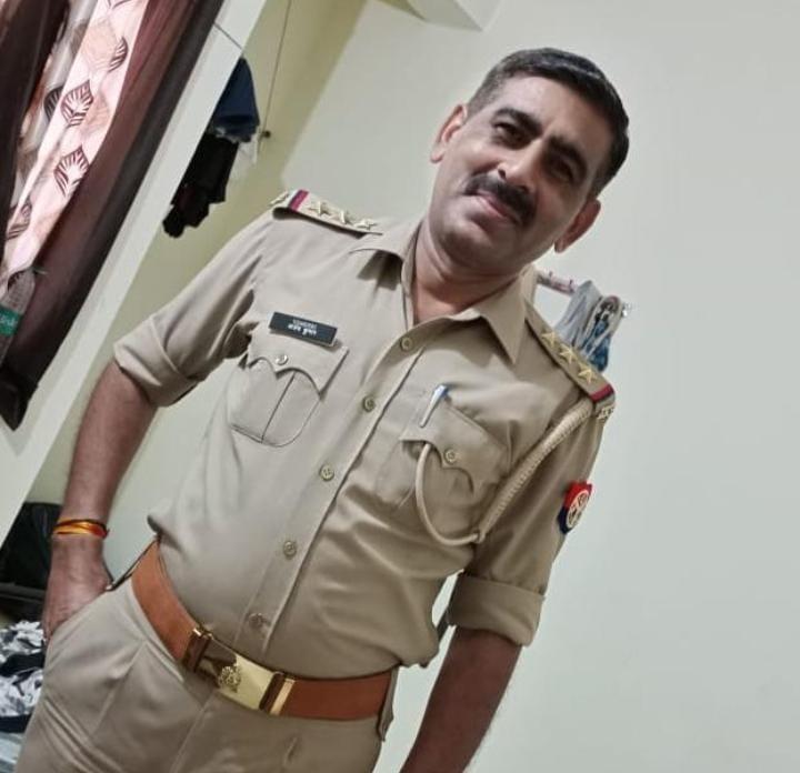 बुलंदशहर के निलंबित इंस्पेक्टर ने साथियों के साथ किया था अपहरण, बिना विभाग को सूचना दिए आया था अलीगढ़|अलीगढ़,Aligarh - Dainik Bhaskar