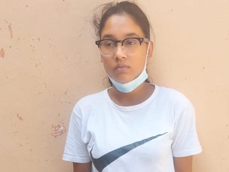 जयपुर में श्री बालाजी ज्वैलर्स को दिनदहाड़े लूटा था, नेपाल में काट रही थी फरारी; पुलिस ने गैंग में महिला की जरूरत बताकर फंसाया|जयपुर,Jaipur - Dainik Bhaskar