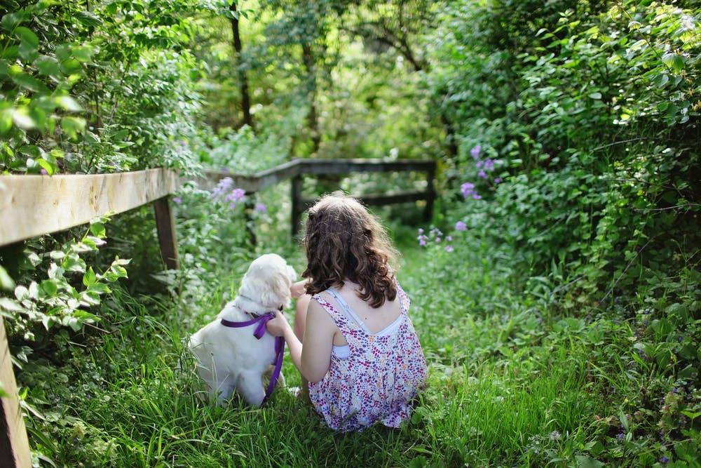 पालतू जानवर होते हैं बच्चों के सच्चे दोस्त