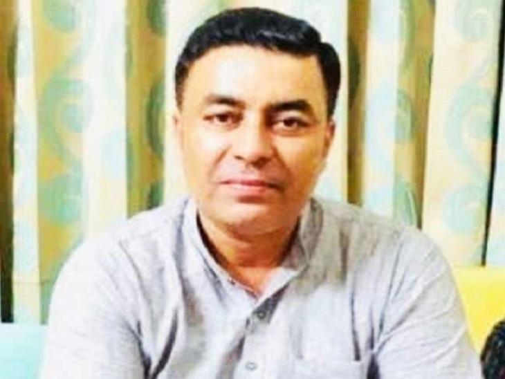 करतारपुर इंप्रूवमेंट ट्रस्ट चेयरमैन की कुर्सी से हटाए गए राणा रंधावा। - Dainik Bhaskar