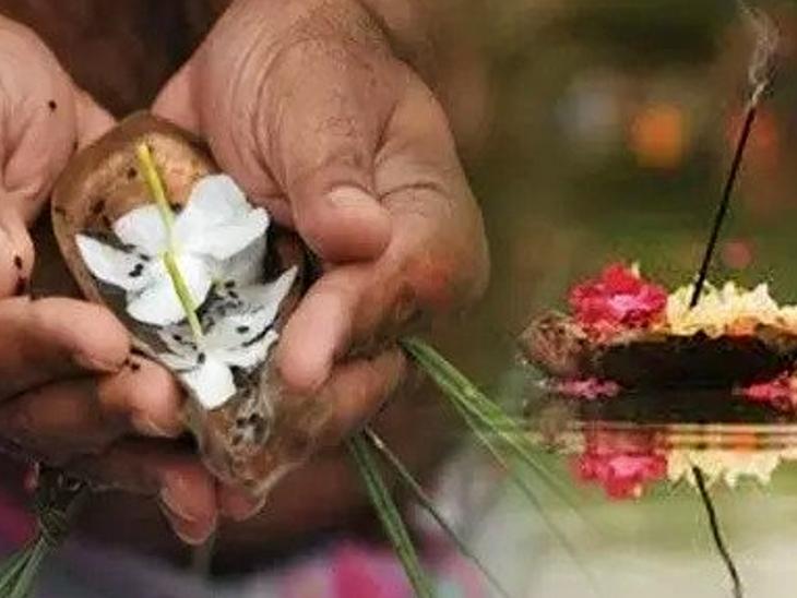 अमावस्या पर अमृतपान करते हैं पितृ इसलिए पितरों का पर्व कहा जाता है इस तिथि को|धर्म,Dharm - Dainik Bhaskar