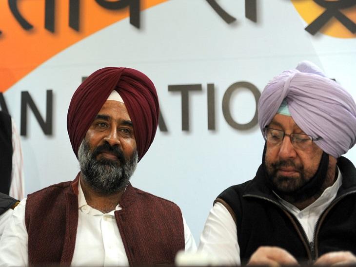 कैप्टन अमरिंदर सिंह के CM रहते परगट सिंह का उनसे छत्तीस का आंकड़ा रहा।
