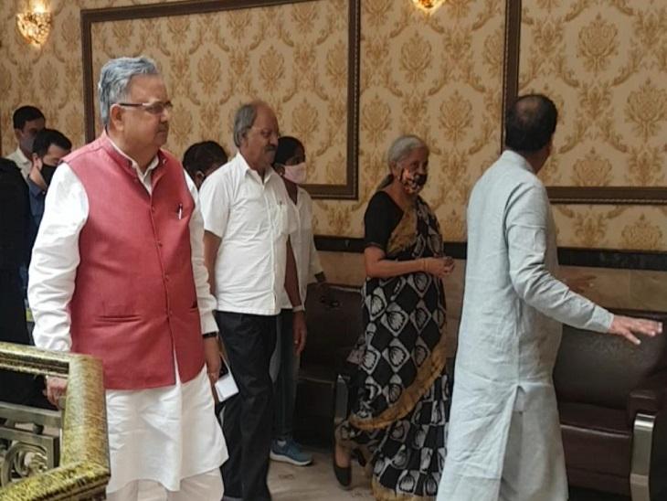 पूर्व मंत्री मूणत ने केंद्रीय मंत्री को पद घोषित किया है।