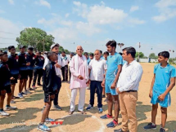 लंगड़ी प्रतियोगिता में महाराष्ट्र ओवरआल चैंपियन बना, फाइनल में दिल्ली को हराया|कनीना,Kanina - Dainik Bhaskar