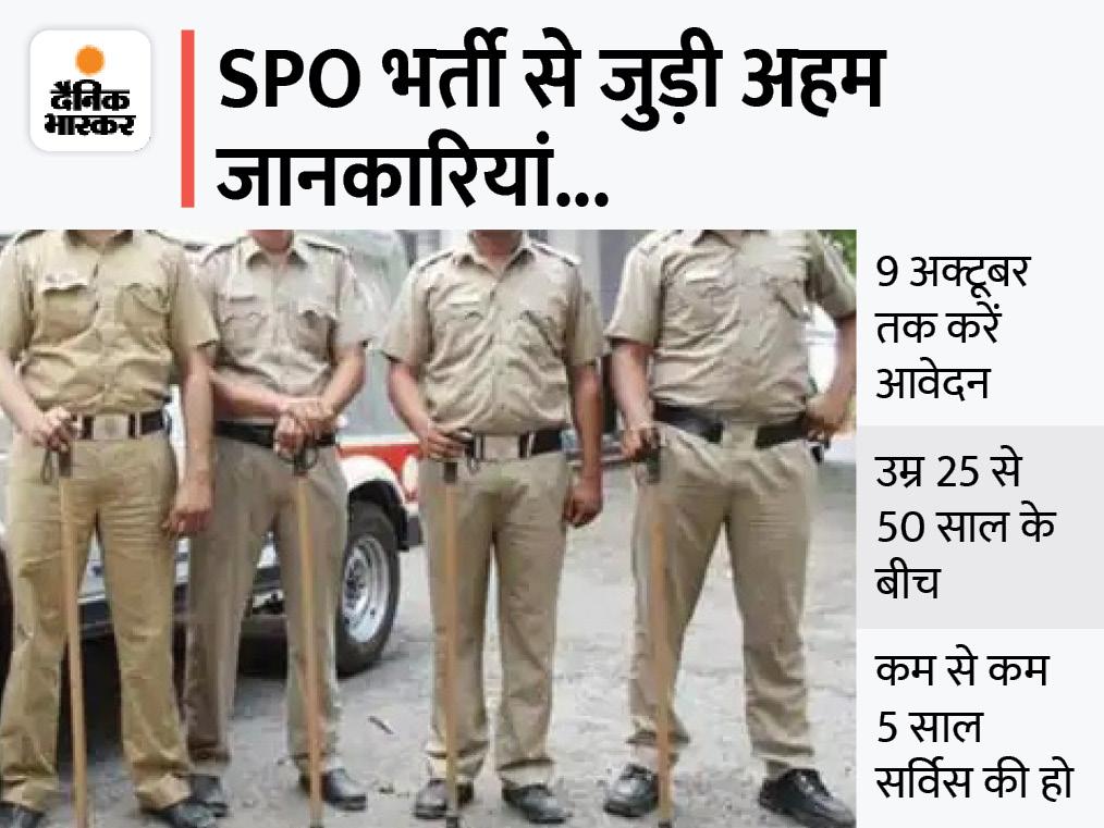 पूर्व सैनिक और केन्द्रीय सशस्त्र पुलिस फोर्स के रिटायर्ड जवान कर सकते हैं अप्लाई, एक साल के लिए रखा जाएगा नौकरी पर रोहतक,Rohtak - Dainik Bhaskar