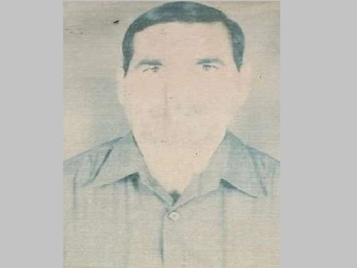 मृतक राव राय सिंह का फाइल फोटो।