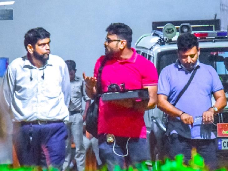 बार संचालक और मैनेजर के बयान लेने के साथ ही वहां लगे CCTV फुटेज को भी जब्त किया गया है।