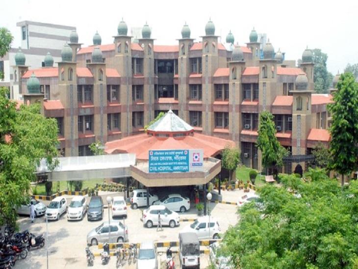 2 दिन में5 मोबाइल चोरी, सोते समय मरीजों को निशाना बना रहे चोर; CCTV के बावजूद आरोपी पकड़ से बाहर|अमृतसर,Amritsar - Dainik Bhaskar