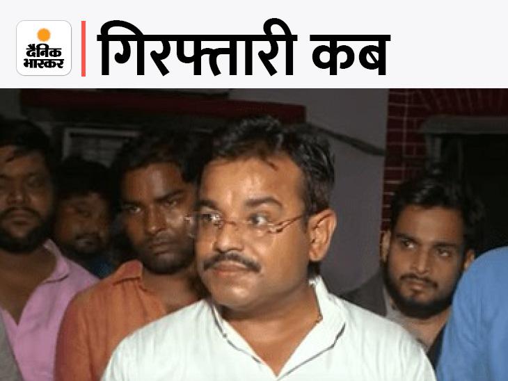 दिन में हुई घटना को रात में रीक्रिएट करने पर उठे सवाल; बवाल के 70 घंटे बाद भी किसी की गिरफ्तारी नहीं|लखीमपुर-खीरी,Lakhimpur-Kheri - Dainik Bhaskar