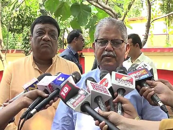नेता प्रतिपक्ष धरमलाल कौशिक ने कहा- दूसरे जिलों से नहीं गए कार्यकर्ता, अब वे जा रहे हैं, पीड़ित परिवारों से मिलेंगे|रायपुर,Raipur - Dainik Bhaskar