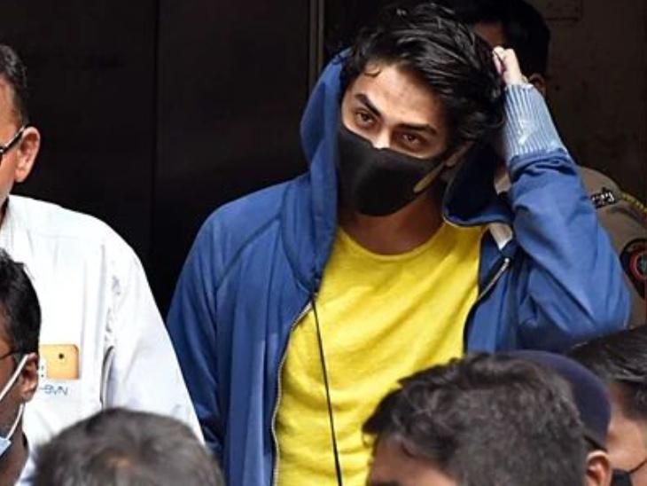 कस्टडी में आर्यन खान ने पढ़ाई के लिए एनसीबी के ऑफिसर से मांगी साइंस बुक, रोज रेस्टोरेंट से मिल रहा है खाना|बॉलीवुड,Bollywood - Dainik Bhaskar