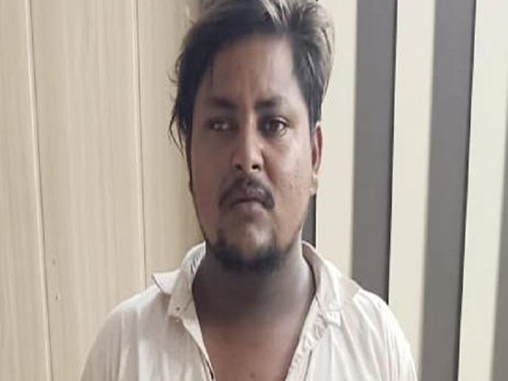 सोशल मीडिया पर लोगों से भड़काऊ पोस्ट साझा न करने की अपील, सर्चिंग में एक युवक कट्टे के साथ गिरफ्तार|रायपुर,Raipur - Dainik Bhaskar