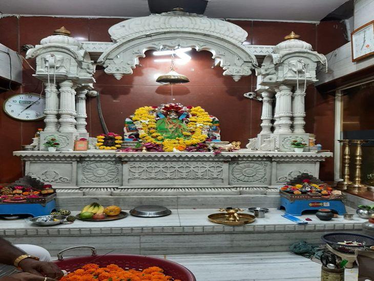 महालक्ष्मी मंदिर राजबाड़ा।