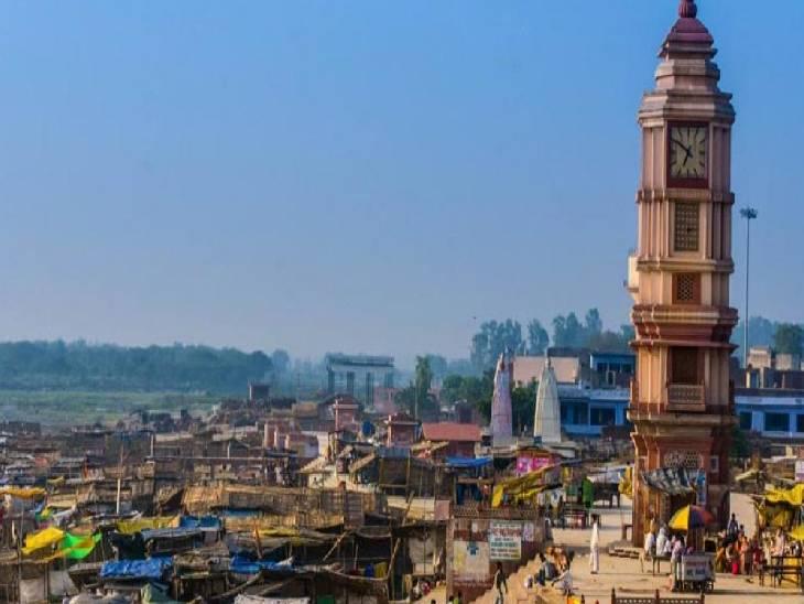 श्रद्धालुओं ने गंगा में लगाई डुबकी, पितरों के लिए किया पिंड दान|हापुड़,Hapud - Dainik Bhaskar