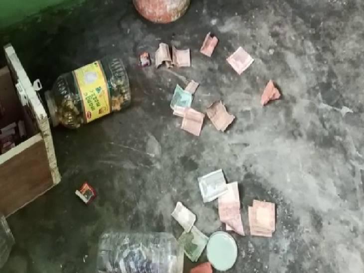 जमीन को लेकर चल रहा था विवाद, लाठी-डंडों से कर दिया परिवार पर हमला|संभल,Sambhal - Dainik Bhaskar