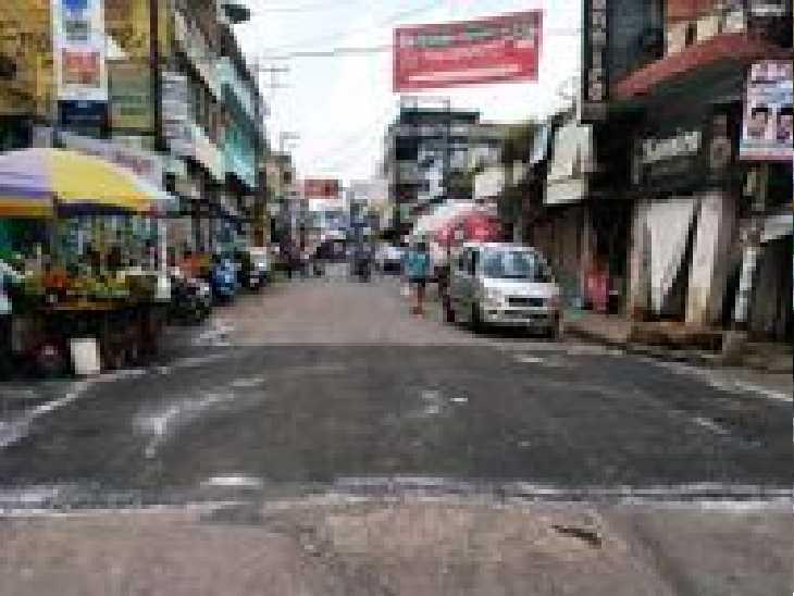 नगर निगम 10 करोड़ रुपए से 130 सड़कों को करेगा गड्ढामुक्त, समय से पैचवर्क नहीं तो जोनल अभियंता पर होगी कार्रवाई कानपुर,Kanpur - Dainik Bhaskar