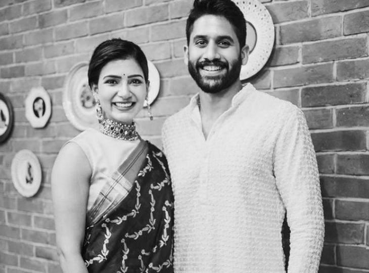 'तुम मेरे हो- मैं तुम्हारी', तीसरी वेडिंग एनिवर्सरी पर सामंथा का नागा चैतन्य के लिए लिखा ये मैसेज हो रहा वायरल, तलाक ना होता तो 6 अक्टूबर को मनाते चौथी एनिवर्सरी|बॉलीवुड,Bollywood - Dainik Bhaskar