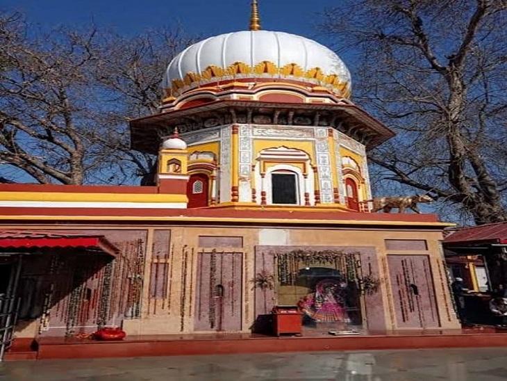 बिना कोरोना निगेटिव रिपोर्ट के मंदिर में नहीं मिलेगा प्रवेश; प्रसाद चढ़ाने पर रहेगी पाबंदी, लंगर भी नहीं लगा पाएंगे|पांवटा साहिब,Paonta Sahib - Dainik Bhaskar