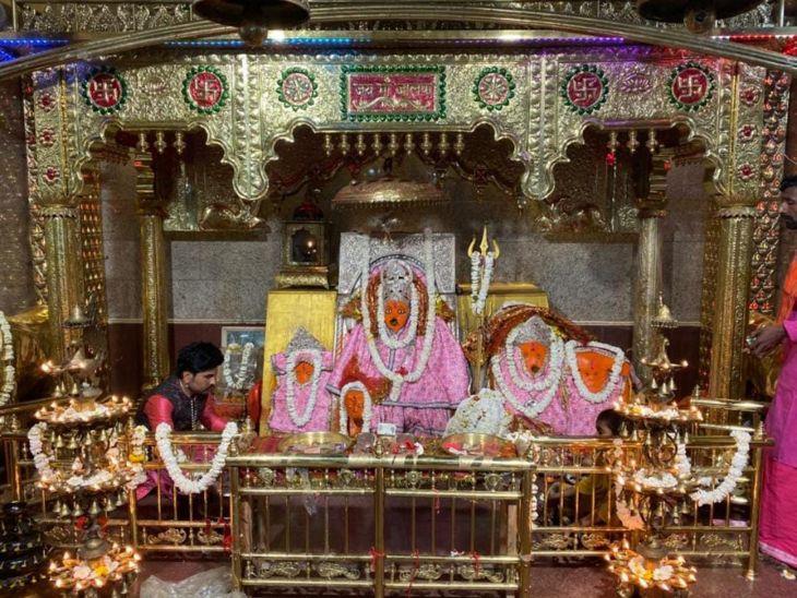 मप्र ही नहीं राजस्थान और गुजरात से भी भक्त माता के दर्शन को आते हैं।