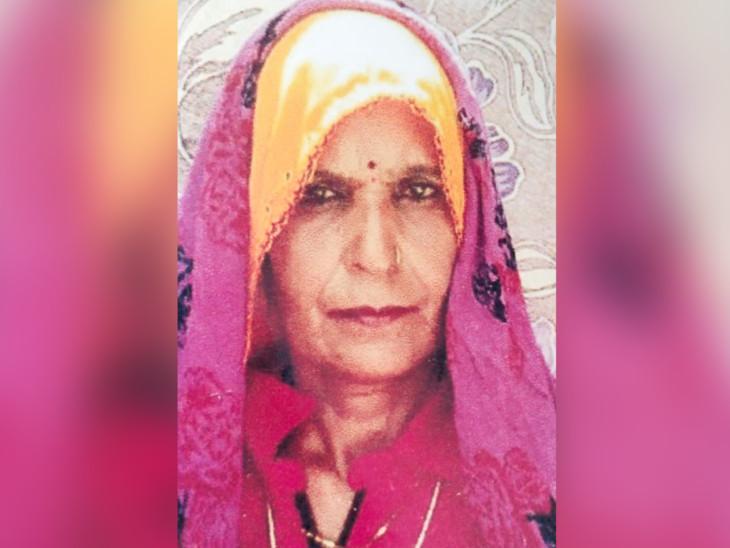 शादी के 8 दिन बाद ही घर छोड़ भागने वाली गीता देवी।