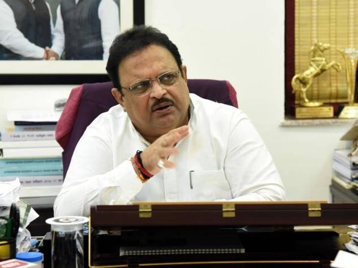 कांग्रेस ने रघु शर्मा को गुजरात, दमन दीव और दादरा नगर हवेली का प्रभारी बनाया, पिछले बार गहलोत थे प्रभारी|राजस्थान,Rajasthan - Dainik Bhaskar