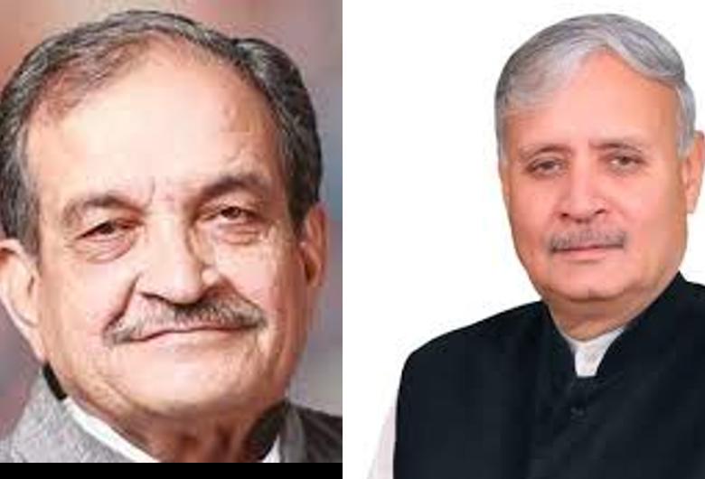 अहीरवाल में भूपेंद्र यादव को राव इंद्रजीत व बांगर में सुनीता दुग्गल को बीरेंद्र सिंह के बराबर में खड़ा करने का प्रयास, दोनों आगे के विकल्प|करनाल,Karnal - Dainik Bhaskar