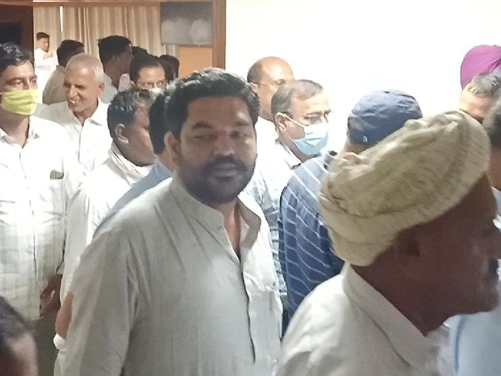 नहरी क्षेत्र के किसान नेता।