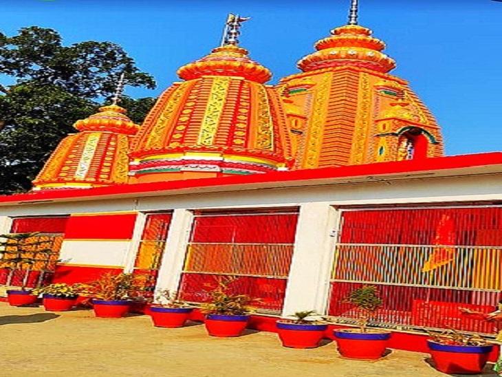 माता का मंदिर।