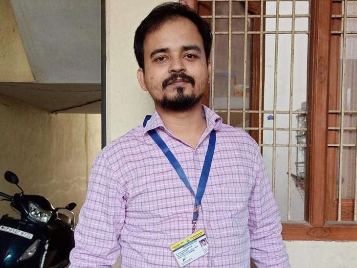 भास्कर से बोले BPSC टॉपर गौरव सिंह- पिता की मौत के बाद मां ने ही पढ़ाया, तीसरी बार में बन गए टॉपर बिहार,Bihar - Dainik Bhaskar