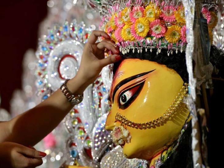 नवरात्रि में व्रत उपवास करने से क्या लाभ मिलता है? कन्याओं का पूजन क्यों किया जाता है?|धर्म,Dharm - Dainik Bhaskar